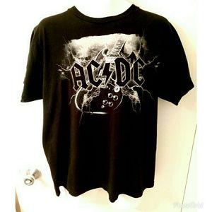 Mens ACDC shirt